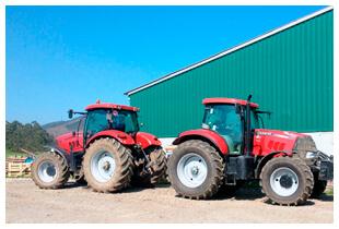 Maquinaria agrícola de ocasión